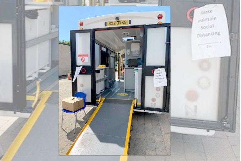 Mobile vaccination clinics to arrive in local towns