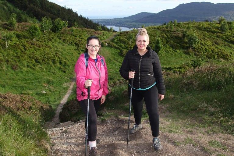 Hiking Hens encouraging women to enjoy the Mournes