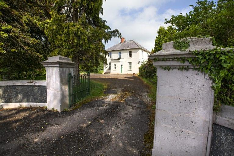 Dispute over parochial house sale