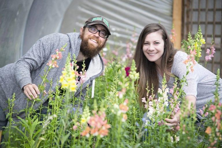 Rostrevor flower farm donating profits to help African communities