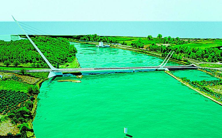 2023 target to begin bridge building work