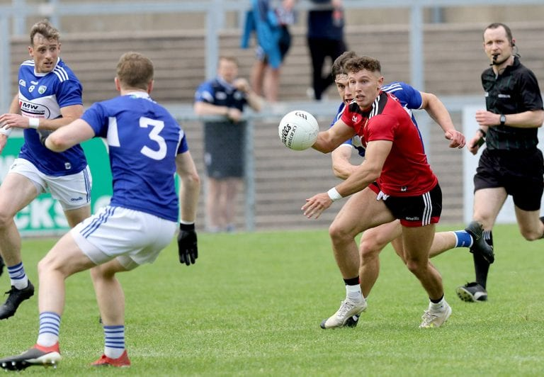 Down beat Laois to remain in Division Two of the NFL