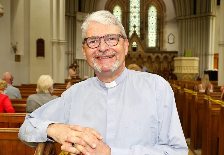 Rector is embarking on a new chapter in his life