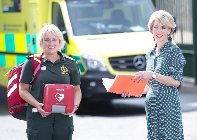 First responders group will help local people when they need it most