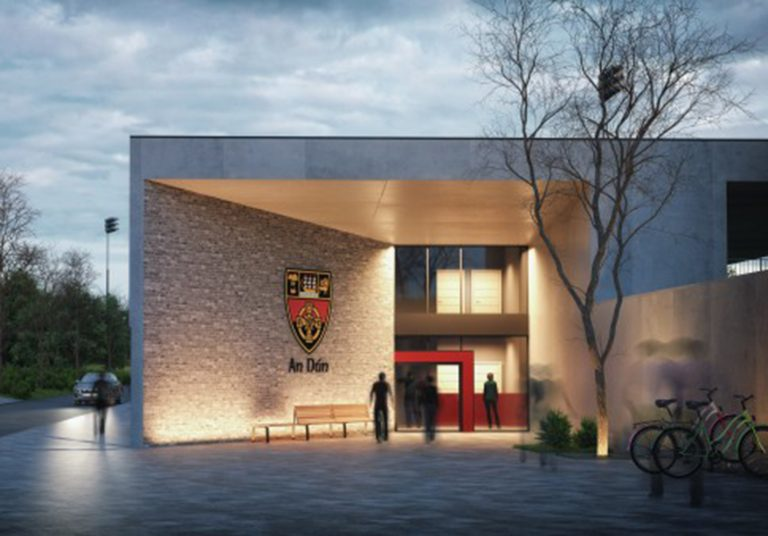 Down Centre of Excellence gets planning go-ahead