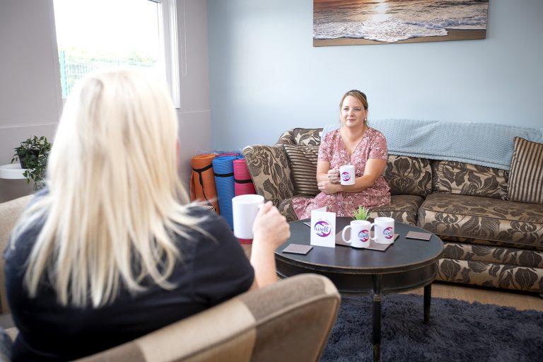 Wellness hub providing a safe for the community