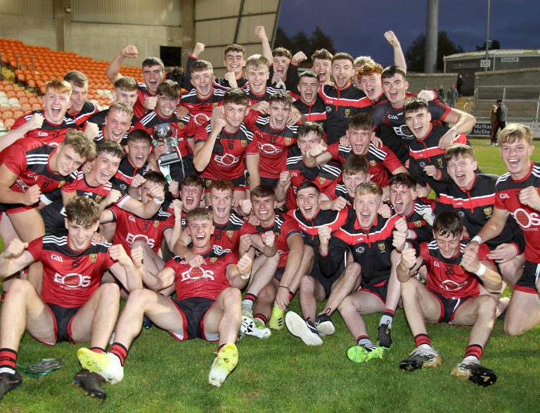 Ulster champions Down one step away from All Ireland final